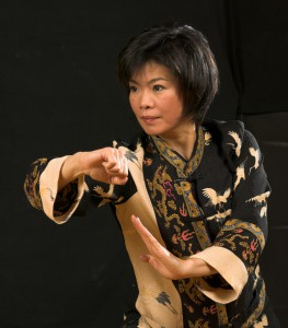 Patti Li, Wushu West